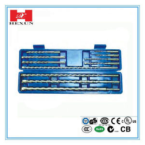 Professional Grade 40cr Material SDS Plus Drill Bit Set pictures & photos