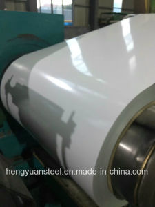 White Colors Z90 PPGI Color Coated Steel Sheet for Roof pictures & photos