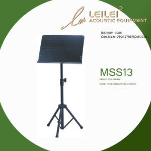 Portable Metal Stand for Sheet Music (MSS13) pictures & photos