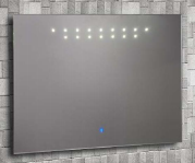 High Class Design Lighting Touch Bathroom LED Mirror (LZ-015) pictures & photos