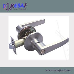 Safe Tubular Lever Door Handle Lock Meet with ANSI Grade 3 Standard