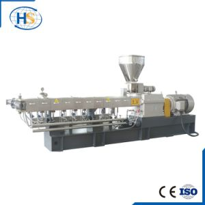 Plastic Making Machine of Twin Screw Extruder for Filler Masterbatch pictures & photos