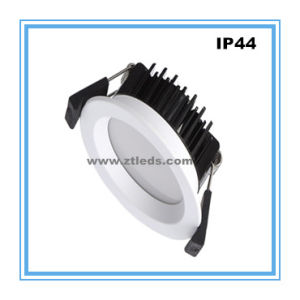 80lm/W 80ra Recessed IP44 10W LED Downlight pictures & photos