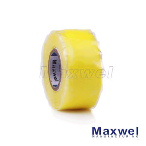 Self Fusing Silicone Rubber Tape with Electrical Insulation pictures & photos
