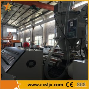 PE Double Wall Corrugated Pipe Extrusion Line pictures & photos