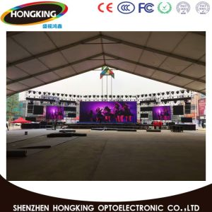 Super Bright Outdoor P10/P8/P6/P5/P4 Full Color LED Screen for Stage pictures & photos