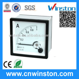 72 Power Fact Moving Iron Instruments AC Ammeter with CE pictures & photos