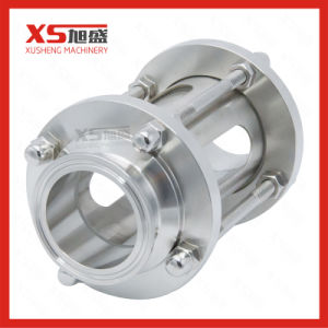 """1"""" Stainless Steel Sanitary Straight Sight Glass pictures & photos"""