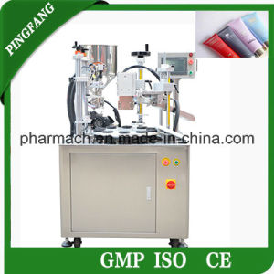 Plastic Tube Edge Welder and Ultrasonic Tube Sealing Machine pictures & photos
