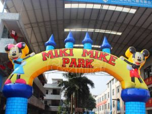 Mickey Mouse Inflatable Arch Chad708 pictures & photos