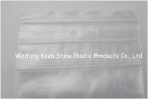 Plastic LDPE Grip Seal Bag pictures & photos