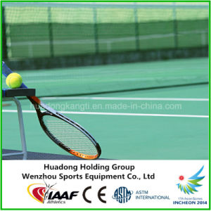 Iaaf Certificated Rubber Tennis Carpet Roll pictures & photos