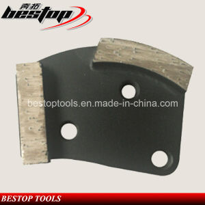 Double Bar Trapezoid Diamond Grinding Wing for Concrete Polishing pictures & photos