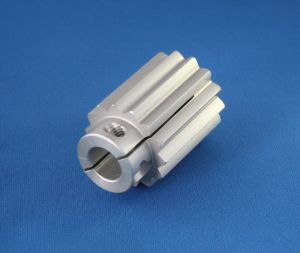 Aluminum Precision CNC Machining Part with Shanghai Manufacturer pictures & photos