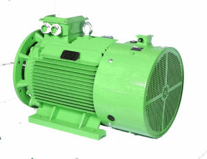 Permanent Magnet Synchronous Eco Energy Saving Frequency Conversion High Efficiency Green Multi Phase 3 Phase Electric Motor Alternator Generator (JPM180L15-37) pictures & photos
