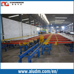 Energy Saving Aluminum Extrusion Cooling Tables/Handling Tables in Aluminum Extrusion Machine pictures & photos