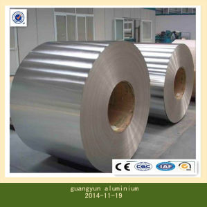 Aluminium/Aluminum Roofing Sheet Coil (flat, stucco emboss, color coated) pictures & photos