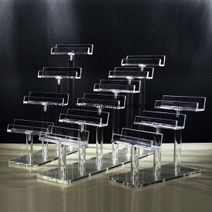 Acrylic 6 Tier Eyeglasses / Sunglasses / Pens Stand Holder pictures & photos