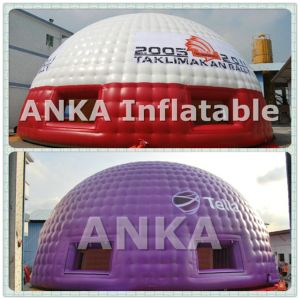 Inflatable Party Lighting Decoration Dome Tent with LED Lights pictures & photos