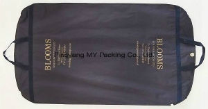 Custom Fashion Wedding Dress Non-Woven Garment Cover with Zipper pictures & photos