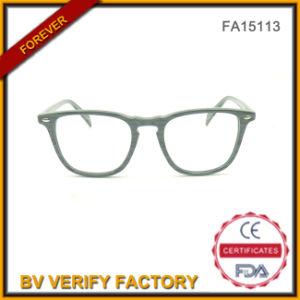 New Retro Arond Acetate Eyeglasses for Women (FA15113) pictures & photos