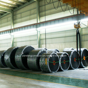 Fire Resistant Conveyor Belting for Coal Mine