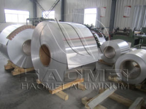 8011 aluminum coil for cap stock pictures & photos