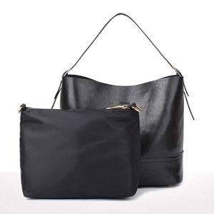 Wholesale Leisure 2PCS Set Bag Leather Fashion Designer Hand Bag (XM0288) pictures & photos