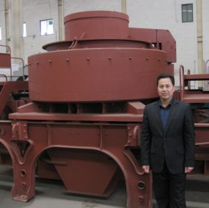 Stone Crushing Plant Sand Maker, Vertical Impact Crusher pictures & photos