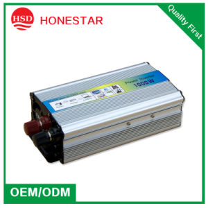 Factory Selling 1000W Power Car Inverter 12V DC to 240V AC pictures & photos