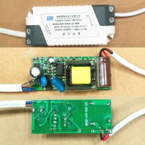 3W/6W/9W Constant Current LED Drivers for Panel Light pictures & photos