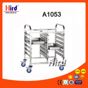 Stainless Steel Rack Trolley (A1053) Ce