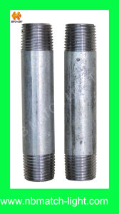 "3/4"" Male Heavy Duty Galvanized Carbon Steel Hose Mender pictures & photos"