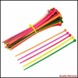 Self-Locking Type and Nylon Material Nylon Zip Ties pictures & photos