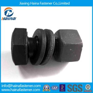 A325/A490 Gr 5 Gr 8 Heavy Hex Structural Bolt pictures & photos