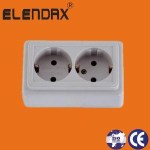 Schucko Socket Outlet Waterproof (S3510) pictures & photos