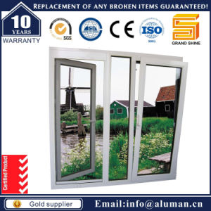 2016 Thermally Break Tilt&Turn Aluminum Casement Windows pictures & photos