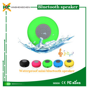 Hot Waterproof Mini Bluetooth Speaker portable Speaker pictures & photos