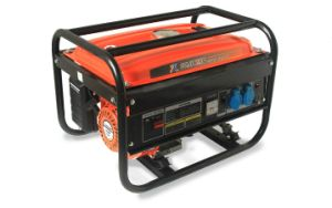 2.5kw a. C Single Phase Gasoline Generator with Ce, Son pictures & photos