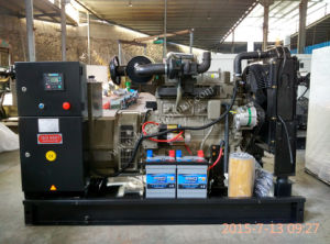 250kVA Chinese Engine Open Type Diesel Generator pictures & photos
