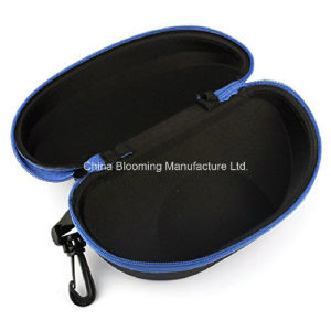 EVA Hard Carabiner Protective Eyeglasses Reading Glasses Sunglasses Eyewear Case pictures & photos