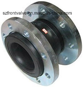 Flexible Joints-Flanged End Rubber Expansion Joint pictures & photos