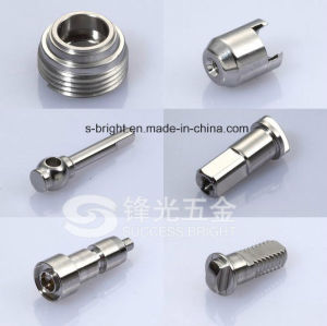 More Cost-Effective CNC Lathe Cutting Part pictures & photos