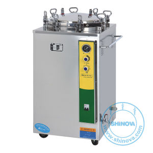 50L Vertical Pressure Steam Sterilizer Autoclave (MS-V50) pictures & photos