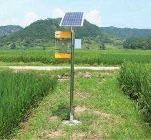 High Efficient Solar Insecticidal Lamp Solar Pest Killer Lamp Mosquito Killer Lamp Solar pictures & photos