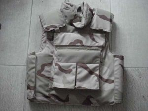 Military Molle Full Protectin Body Armor Vest pictures & photos