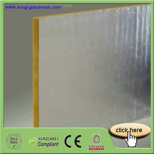 Reinforced Aluminum Foil Glass Wool pictures & photos