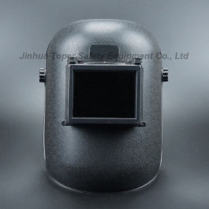 Large Size Welding Mask with Wheel Ratchet Suspension (WM402) pictures & photos