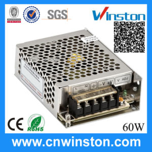 High Quality SMPS Mini Size DIN LED Switching Power Supply pictures & photos