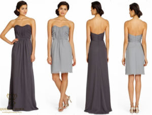 The New Bride Chiffon Bridesmaid Dress, Prom, Evening Dress pictures & photos